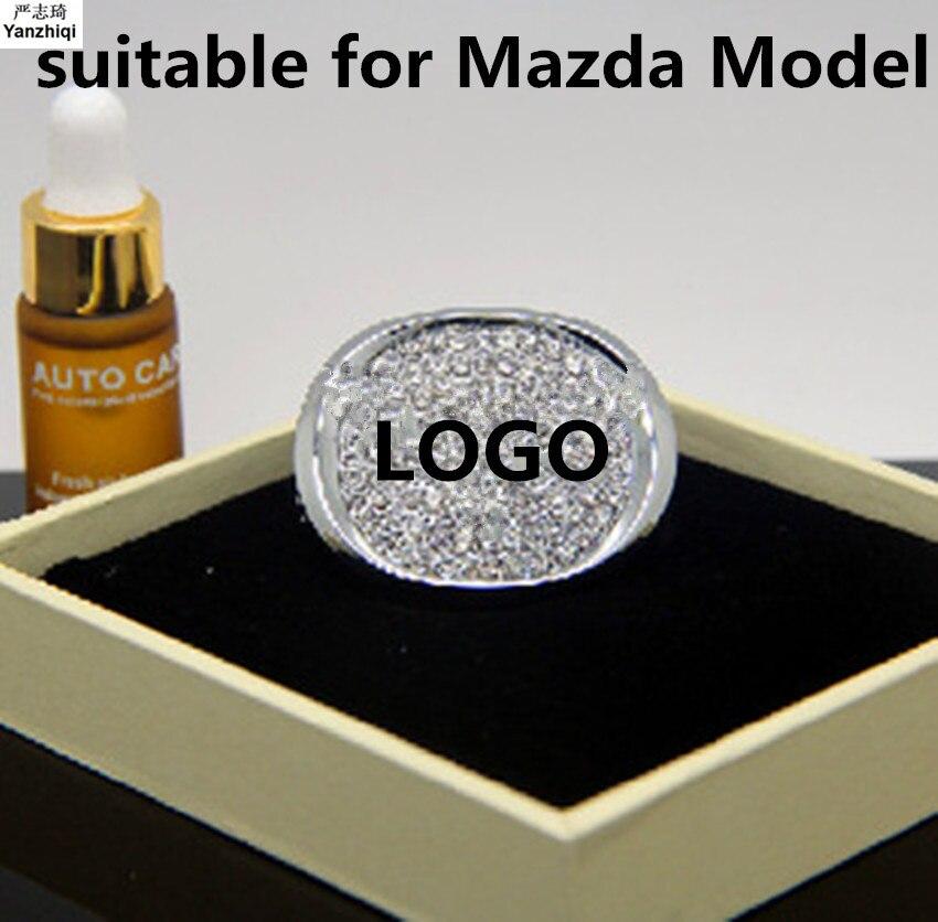 The car air conditioning tuyere perfume for Mazda 2 3 6 cx5 cx-5 cx7 cx-7