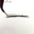 Tira completa Pestañas 3D 100% Real Siberiano piel de Visón Tira de Pestañas de Visón Pestañas De Plástico Transparente Prima Pestañas Falsas Envío Gratis