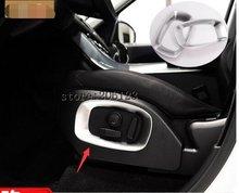 Abs кнопка регулировки сиденья крышка внутренняя отделка для