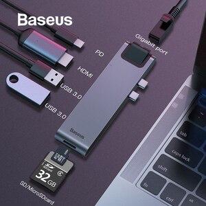 Baseus Dual Type-C 7in1 USB 3.