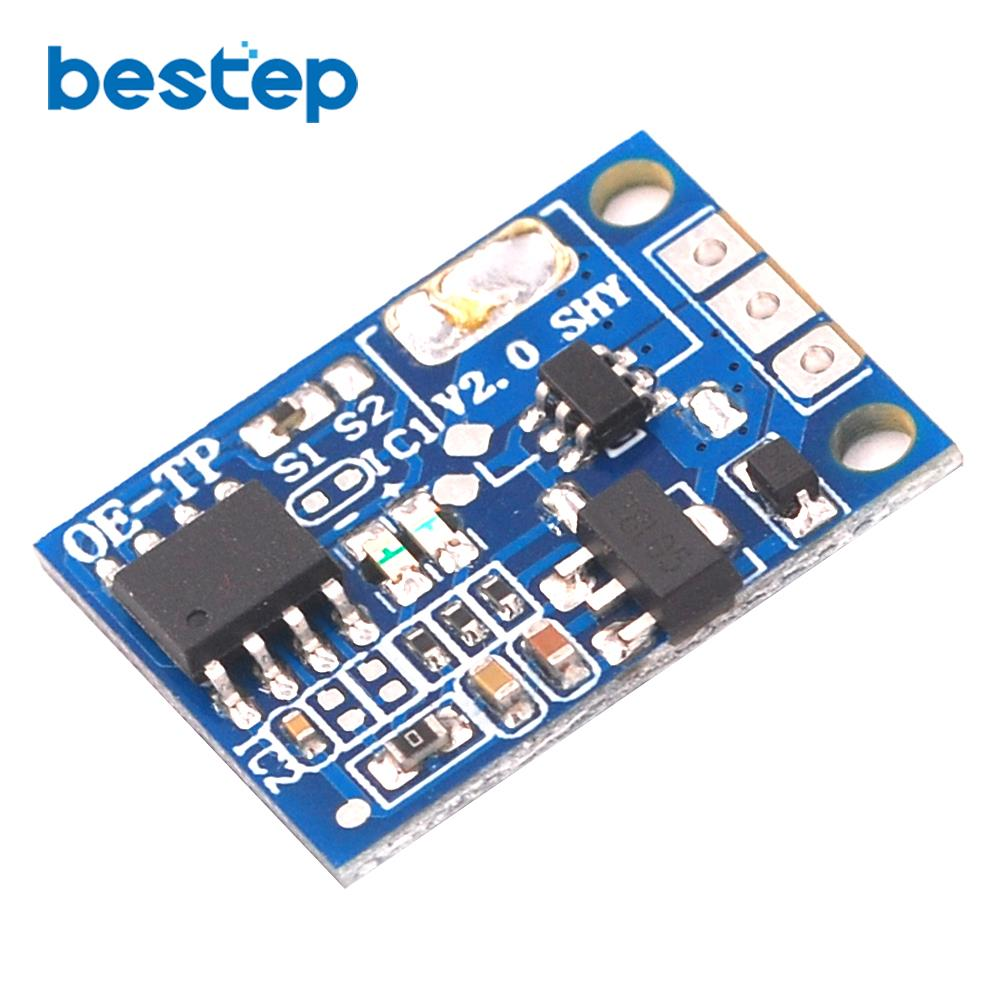 1pcs Capacitive Touch Switch Module Digital Sensor Led Dimming Circuit For Bulbs 5v Dimmer Light 10a Drive In Integrated Circuits From Electronic Components Supplies On