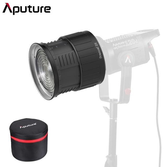 Aputure フレネル 2X フレネル ii 2 レンズボーエン S マウント多機能の aputure 整形ツール LS 120D 120D マーク 2 C300d