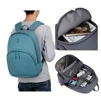 Siêu nhẹ máy tính xách tay ba lô 15 15.4 15.6 inch máy tính xách tay túi túi máy tính cho bé trai và bé cô gái không thấm nước máy tính xách tay túi du lịch túi