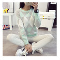 High-quality Autumn Sweater Women Pull Femme Sweter Pullover Christmas Sweaters O-neck Long-sleeved Casual Knitted Mujer