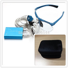 Dental Loupes 3 5x420 Surgical Glasses