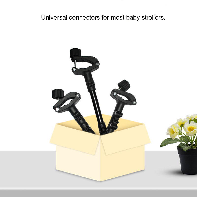 Baby yoya Universal stroller connector for twin baby Applicable to most type Stroller Cart accessories Twin baby cart connector in Strollers Accessories from Mother Kids