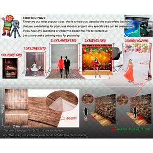 Image 5 - 5x7ft Seamless Vinyl Photography Backdrop Vintage Brick Wall Photo Background  f 742