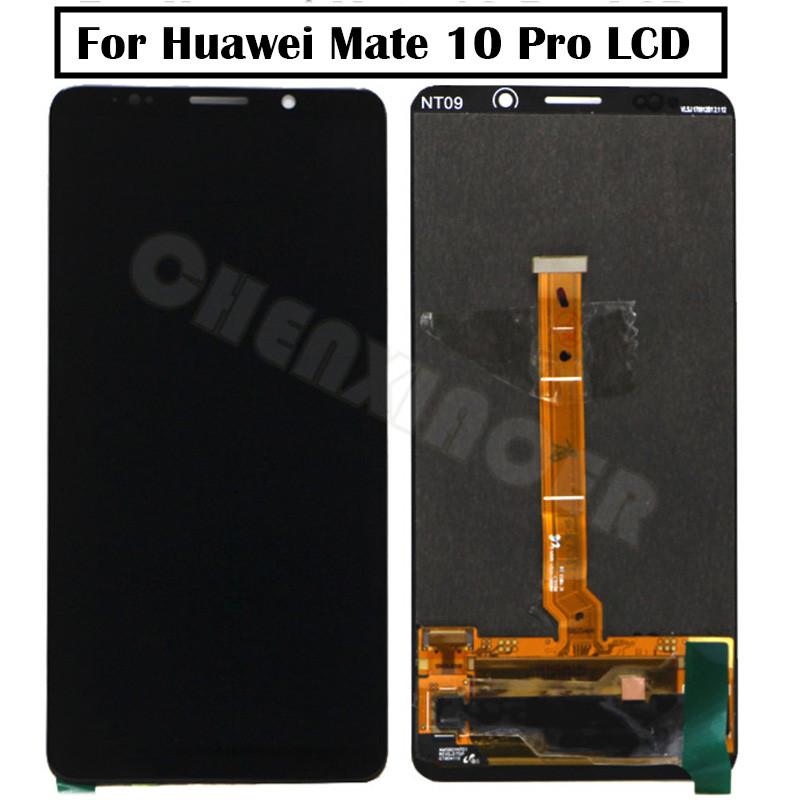 100% Tested LCD Per Huawei Mate 10 Pro Display LCD Digitizer Touch Assemblea di Schermo Per Huawei Mate10 Pro LCD