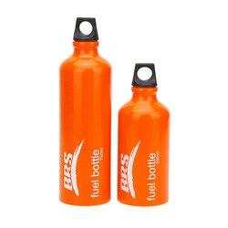 530 ml/750 ml Extérieur Kérosène Diesel Essence Camping Bouteille D'alcool Liquide De Stockage De Gaz Bouilloire