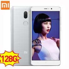 Оригинал xiaomi mi5s плюс смартфон 6 ГБ ram 128 ГБ rom 5.7 »snapdragon 821 mi 5S плюс телефоны
