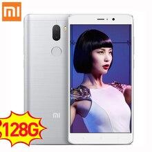 Оригинал Xiaomi Mi5s Плюс смартфон 6 ГБ RAM 128 ГБ ROM 5.7 »Snapdragon 821 Ми 5S Плюс Телефоны