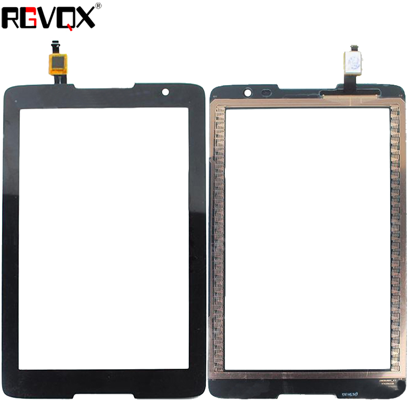 NEW Touch Screen Digitizer For Lenovo A8-50 A5500 A5500-H MCF-080-1235-V4 MCF-080-1235 8 Front Glass Replacement black touch screen sensor glass digitizer for lenovo ideatab a8 50 a5500 a5500f a5500 h a5500 hv repair replacement 100