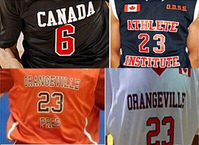 finest selection adcab b0d12 Custom Jamal Murray Canada Team BASKETBALL JERSEY WHITE ...