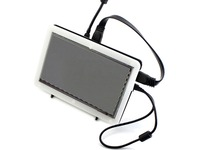 7inch HDMI LCD B With Bicolor Case 800 480 Capacitive Touch Screen For Raspberry Pi 3