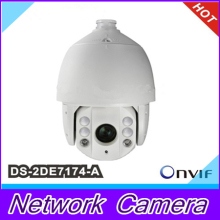 Multi-language DS-2DE7174-A 1.3MP HD Network IR Speed Dome IR PTZ outdoor dome camera DS-2DE7174-A