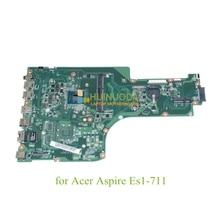 DA0ZYLMB6C0 REV C NBMS211002 NB.MS211.002 Laptop Motherboard for acer aspire ES1-711 N3450 CPU Mainboard