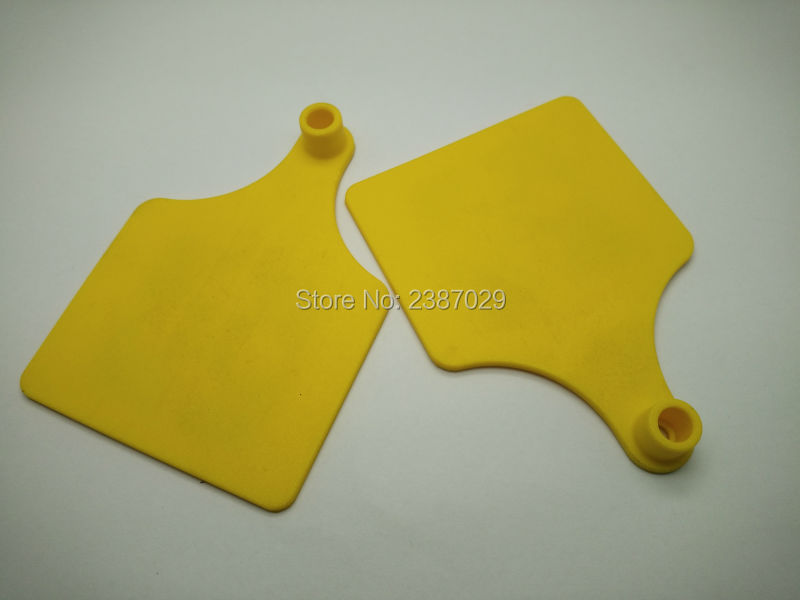 waterproof TPU material ISO11784/785 protocol 134.2khz rfid ear tag for animal tracking 1000pcs/lot iso11784 5 fdx b em4305 long range 134 2khz rfid animal ear tag for cow sheep management