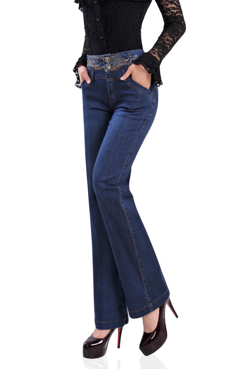 Online Get Cheap High Waisted Bell Bottom Jeans -Aliexpress.com ...
