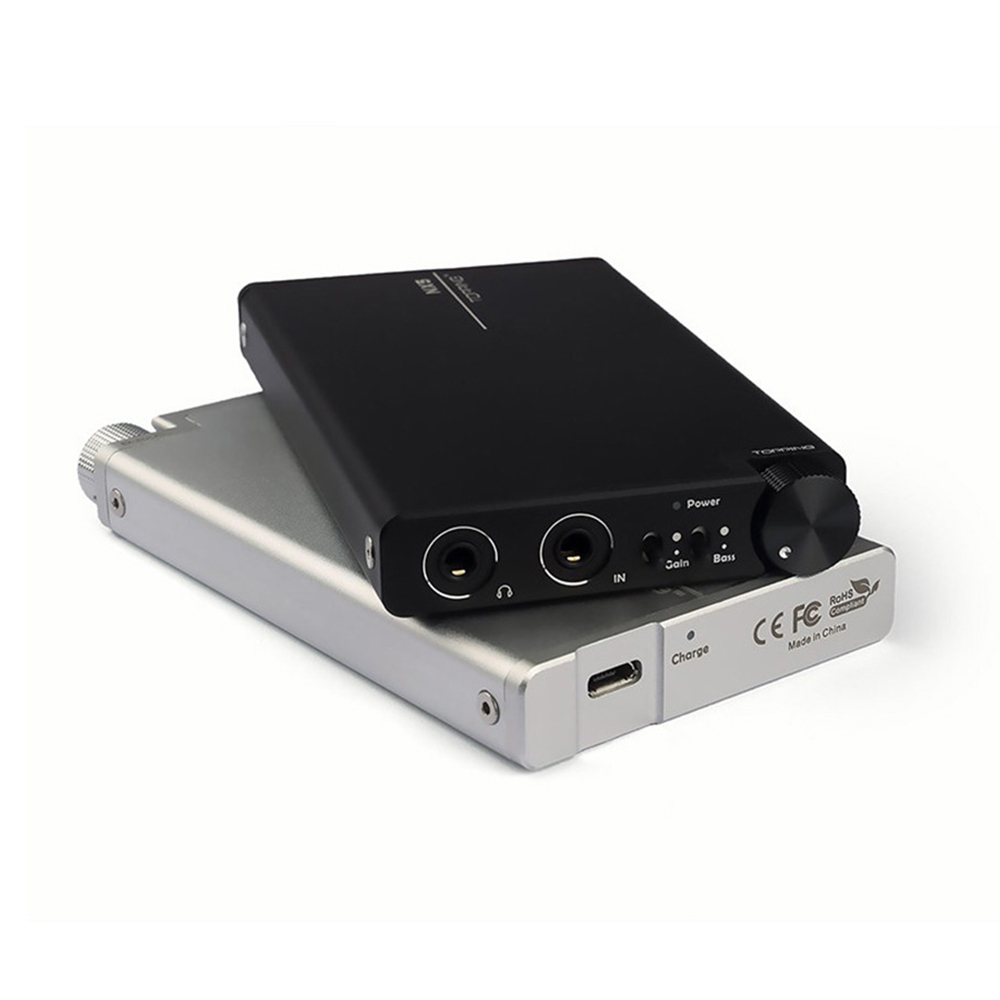 Topping NX5 Portable headphone amplifier with AD8610 and BUF634 chip
