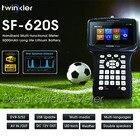 Twinker SF620S Satellite Finder HD Digital Satellite Meter Support DVBS/DVBS2 Network Extension CCTV Camera in CVBS