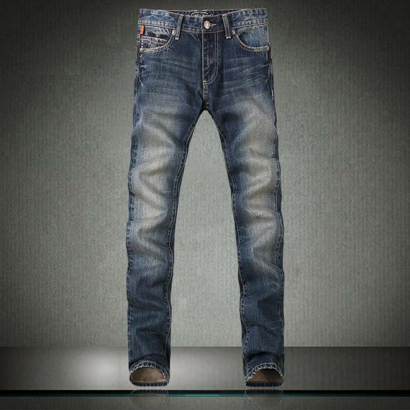 2015 brand denim designer jeans men slim jeans pants luxury men ...