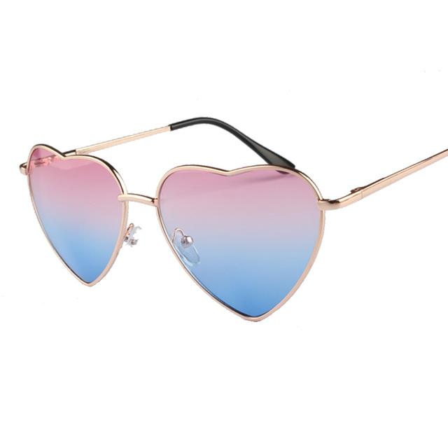 Okulary Przeciwsłoneczne Heart
