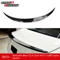 Mercedes CLA W117 substituição estilo cf tronco traseiro asa spoiler para benz AMG 2013 + CLA 180 CLA200 CLA 250