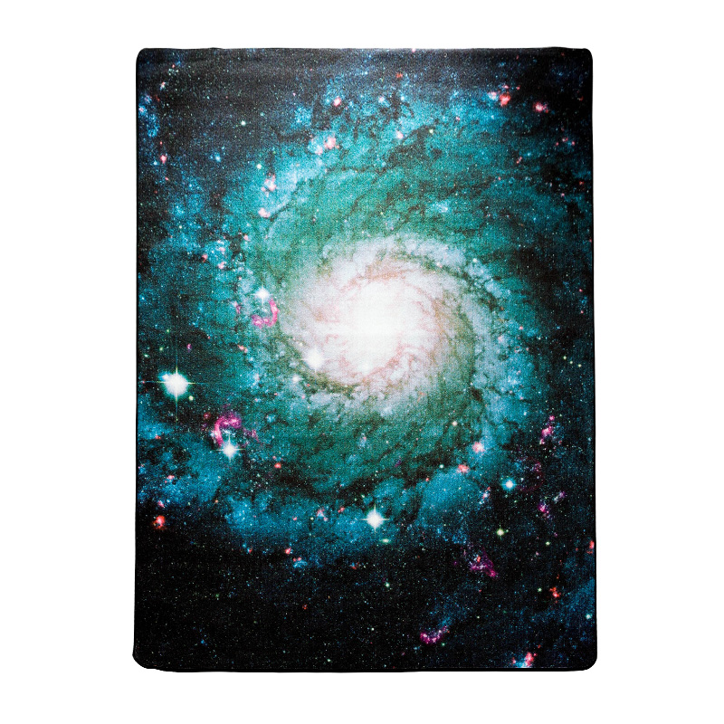 Winlife Современный Творческий Galaxy узор ковров большой коврики для Гостиная/Спальня/отель Чай стол ковры детская комната коврики