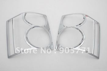 High Quality Chrome Tail Light Cover for Range Rover HSE 03-09 Free Shipping