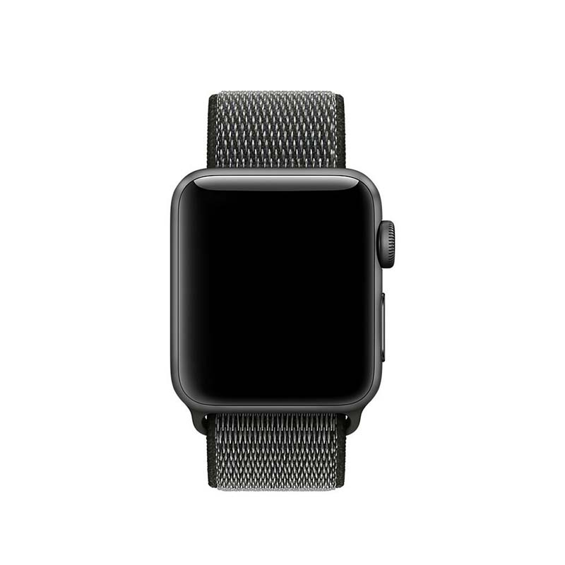 ThorMax sport woven nylon loop for apple watch band 38mm 42mm wrist braclet adjust nylon for iwatch strap series 1/2/3 NY1002
