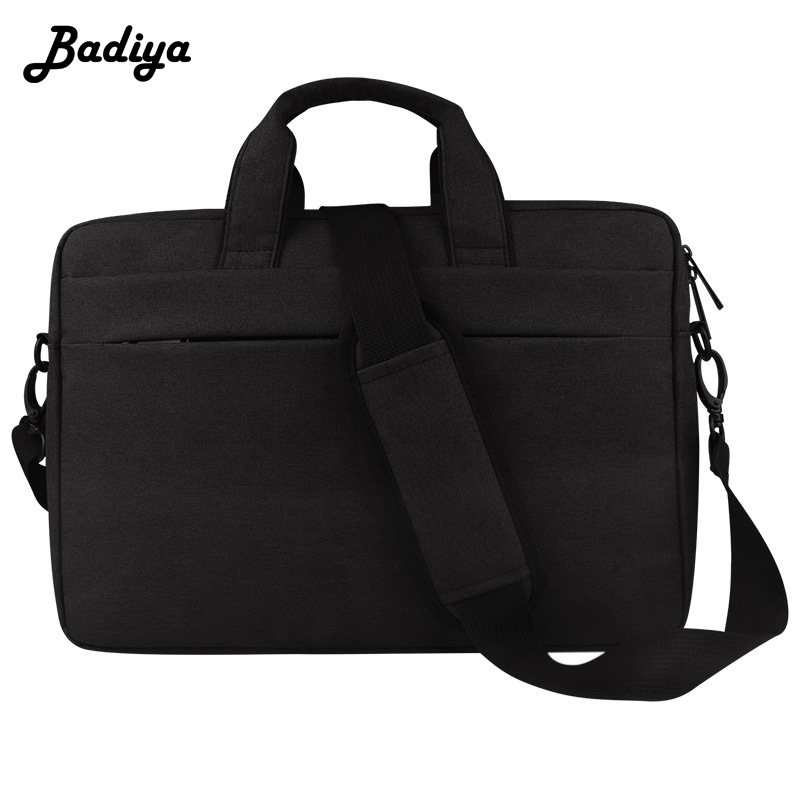 Solid Briefcase Men Waterproof Oxford Simply Crossbody Laptop Handbag Single Should Bags Computer Bag for Men Notebook Bag цена