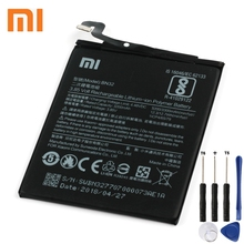 Xiao Mi Xiaomi BN32 Phone Battery For Xiao mi BN32 3300mAh Original Replacement Battery + Tool original xiaomi bn32 replacement battery for xiaomi bn32 authentic phone batteries 3300mah