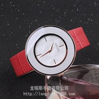 7 Color 2016 Hot Sales Women Dress Watches Luxury Large Dial Gift Brand Watch Genuine Leather
