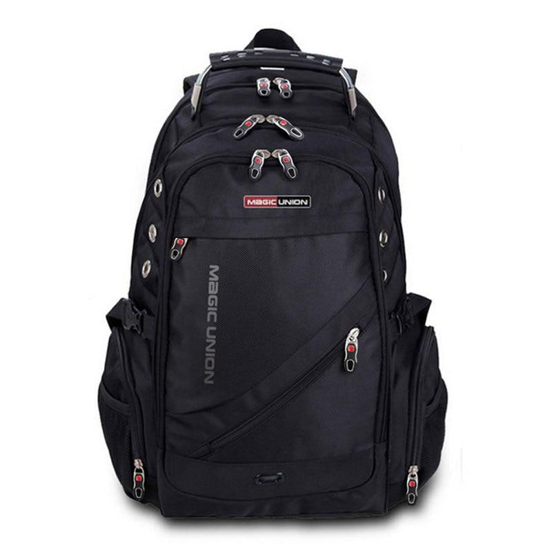 Boys Backpacks School-Bags Laptop Teenagers Children Students Travel Best Design Brand