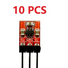DD0505MC*10 small DC DC Step-Up Boost Voltage Converter 3.3V 3.7V 4.2V to 5V Module for Wifi Bluetooth lithium