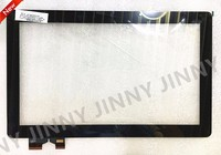 For ASUS T300 T300LA 5429R 5404R FPC 1 Rev2 New Black Outter Digitizer Touch Screen Glass