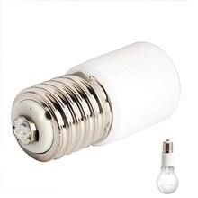 E40 Цоколь светодиодный галогенный светильник CFL лампа адаптер конвертер держатель