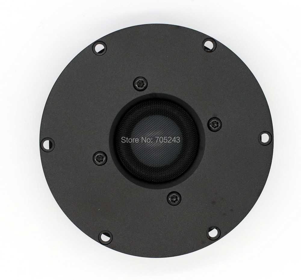 paar hiend Melo david audio SUPER BE beryllium dome tweeter luidspreker NEO magneet 92db MK2 versie 110mm