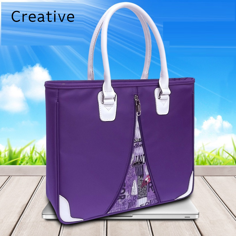 Hot Handbag For Laptop 14, For Macbook Air Pro 13.3, 13,14.1 Lady Notebook Bag,Women Messenger Purse,Free Drop Ship 0072S214 hot ladies handbag for laptop 14 for macbook air pro retina 13 3 13 14 1 notebook lady bag women purse free drop ship146s1