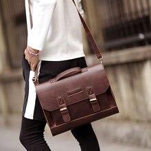 Men's PU Briefcase