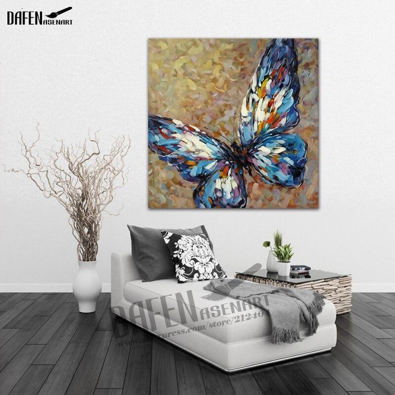 Bunte Schmetterling 100 Handgemalte Tier ölgemälde Lustige Cartoon