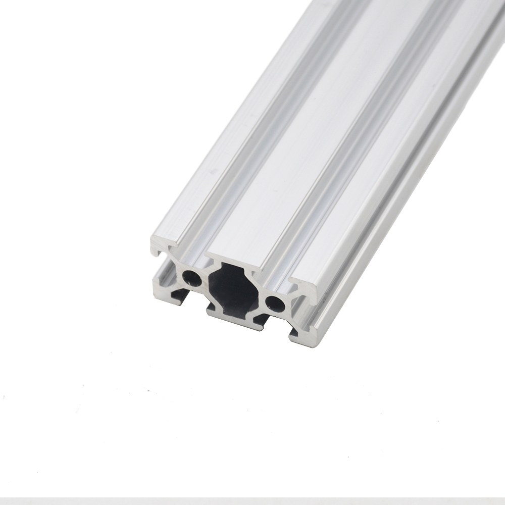 CNC length 650MM 3D Printer Parts European Standard Anodized Linear Rail Aluminum Profile Extrusion 2080 for DIY 3D printer workbench 3D Printing & Scanning