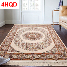 Turkey imports Persian style European carpet living room coffee table bedroom bedside blanket