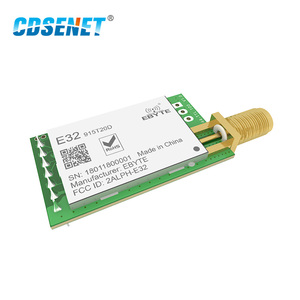 Image 4 - 1pc LoRa 915MHz SX1276 rf Transceiver Wireless Module Long Range E32 915T20D iot UART 915 Mhz Circuit rf Transmitter Receiver
