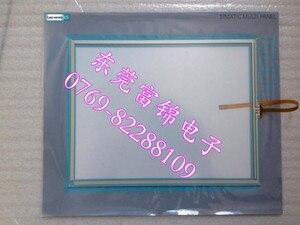 """Image 1 - Touchscreen Digitizer für 6AV6 643 0CD01 1AX1 Touch Panel für 6AV6643 0CD01 1AX1 MP277 10 """"TOUCH mit Overlay (schutz film)"""
