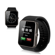 Android Smart Watch GT08 WristWatch wearable devices Support SIM TF Card Smartwatch For apple Android OS phone pk DZ09 U8