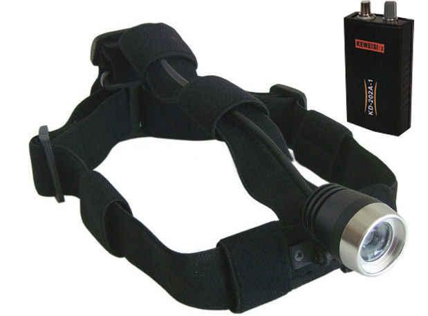 40000Lux обновление светодиодный Стоматологический Хирургический медицинский головной передняя лампа экономичный KD-202A-1