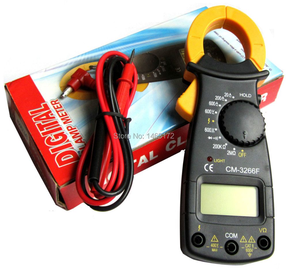 Mini Type Digital Clamp Meter Dtcm 3266f Ammeter Multimeter In Want To Wire An Ampmeter A 12v Landrover Meters From Tools On Alibaba Group