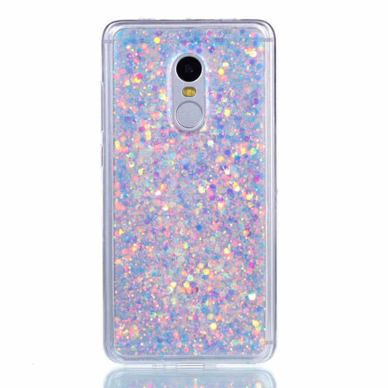 92085de80c4 ... Xiaomi Redmi Note 4 Case Xiaomi redmi note 4 pro prime case Glitter  Bling Soft Silicon ...