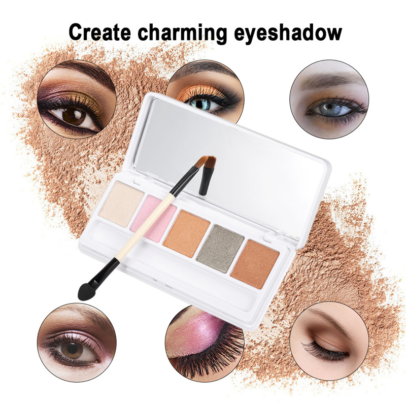 Sincere 18 Colors Eyeshadow Palette Nude Makeup Shimmer Matte Glitter Pigment Smoky Eye Shadow Powder Waterproof Cosmetic Kit Quality And Quantity Assured Beauty Essentials